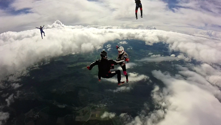 bad saulgau skydiving
